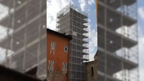 Campanile - Chiesa San Sepolcro