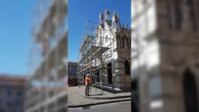 Dandoli Ponteggi - Luminara 2019 Pisa A