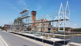 Dandoli Ponteggi - Luminara 2019 Pisa C