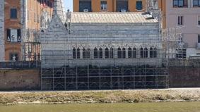 Dandoli Ponteggi - Luminara 2019 Pisa D