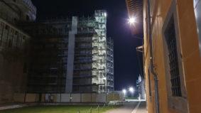 Dandoli Ponteggi - Duomo di Pisa in notturna